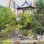Место для раздумий у китайцев