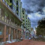 Торговая улица Хэйхэ