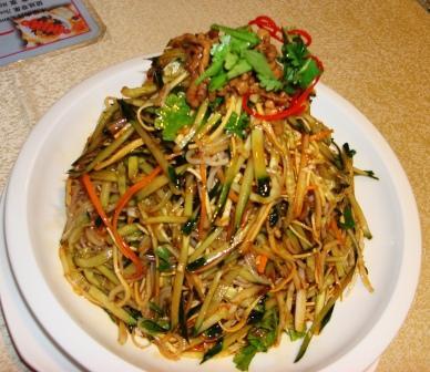китайский салат рецепт с фото