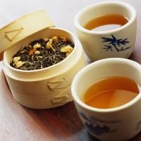 Чай в Китае подается в виде церемонии