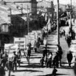 Демонстрация в Хэйхэ, посвященная освобождению