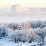 Зима в Хэйхэ