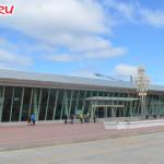 Речной вокзал в Хэйхэ