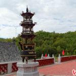 Даосский монастырь в Хэйхэ