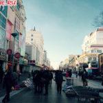 Центральная улица в Хэйхэ