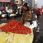 Утренний рынок в Хэйхэ
