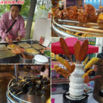 Уличная еда в Хэйхэ
