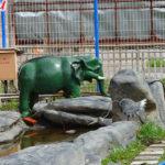 Парк аттракционов в Хэйхэ