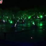 Ночной сад в Хэйхэ