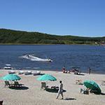 Озеро Вонюху близ Хэйхэ